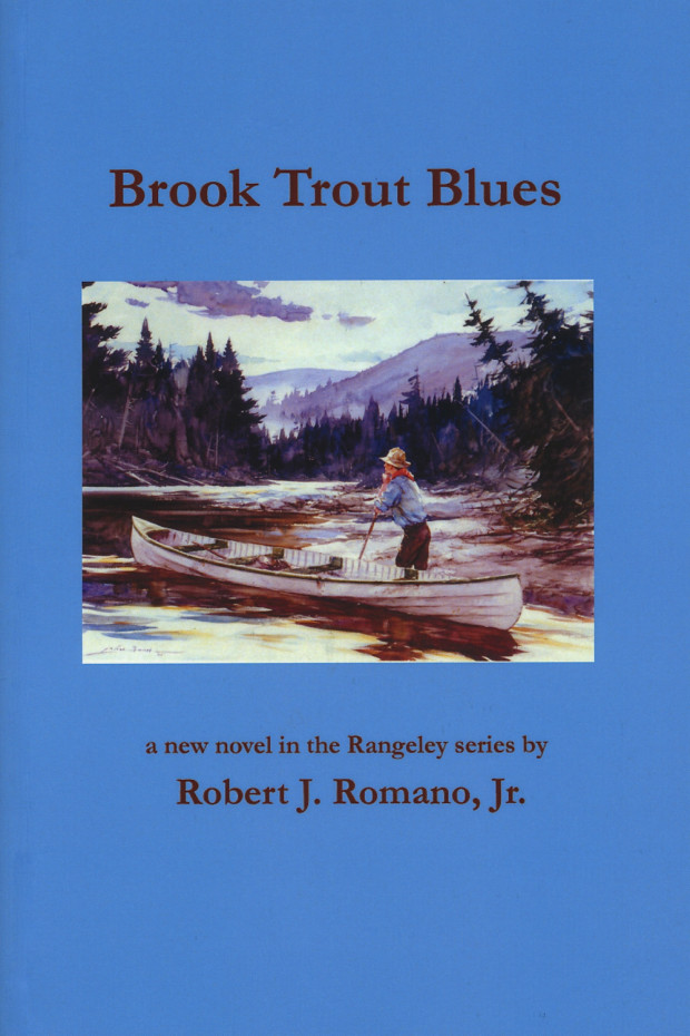 Brook Trout Blues cover